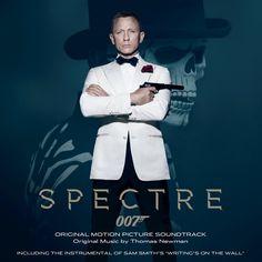 """""""Spectre"""" movie soundtrack, 2015. 007 Contra Spectre, Spectre 2015, 007 Spectre, Daniel Craig, Craig James, James Bond 25, James Bond Movies, Movies, Bond Girls"""