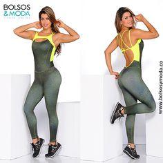 b92751244850c Enterizo Fit - Ropa original para el gimnasio Moda Deportiva Para Mujer