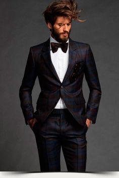 moda masculina bodas
