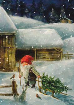 Elf, Goudvink, hazen - Huuto.net
