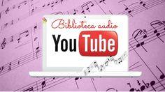 La biblioteca de audio de #YouTube ofrece gratis un catálogo de música libre de derechos de autor disponible para ambientar tus creaciones audiovisuales - by @yocomu