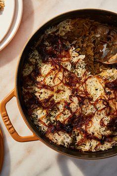 Tejal Rao's 10 Essential Indian Recipes - Recipes from NYT Cooking Lamb Biryani Recipes, Lamb Recipes, Indian Food Recipes, Cooking Recipes, Rice Recipes, Cooking Tips, Lamb Marinade, Braised Lamb, Cooking