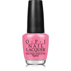 OPI rolls out the sweet, insouciant days of summer with the limited-edition Retro Summer Nail Lacquer Collection (featured: Bright Pink) perfect for luxuriating on the French Riviera, vintage-style. The ultimate vacation from drab and dull, the sun and sky-drenched colors of Retro Summer 2016 channel the throwback fashions that ruled the season's runways.