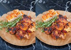 Try these absolutely delicious chicken Espetadas with sundried tomatoes recipe by Zola Nene!