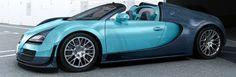 Bugatti Veyron 16.4 Grand Sport Vitesse 'Legend Jean-Pierre Wimille' Special Edition