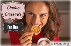 Divine Desserts for One | SparkPeople