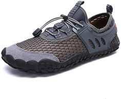 8371f2209d76 wyhweilong Mens Water Shoes Barefoot Quick Dry Suitable for Pool Beach  River Tracing Climbing Surf Aqua