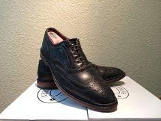 Current collection - Allen Edmonds mctavish black/brown. Unfffff favorite shoe of mine right now.