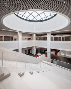 Gallery of LILLIAD - Learning Centre 'Innovation' / Auer Weber - 3