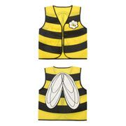 What a cute bumblebee vest for a beetacular party!!  Darice.com
