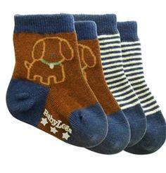 Babylegs Organic Socks 2 pack (Sawyer). #OrganicBabySocks #BabyLegs