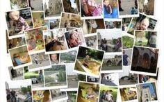Ecco come divertirsi con i collage! #collage #divertirsi #arte