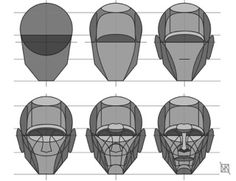 FRONT HEAD PATTERNS