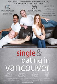 """""""Single & Dating In Vancouver"""" is a award-winning comedy series that serves up the highlights and lowlights of modern dating in fun easy to digest 10 minute comedic entrees. Using Vancouver as a backdrop, our cast of characters find themselves in the all too familiar dating situations that everyone can relate too, no matter where you're from. #seekatv #comedy #webseries #SADinVAN"""