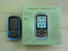 Unboxing Video über GPS-Navigation Magellan eXplorist 110 Outdoor #unboxingvideo #gpsnavigation #magellanexplorist110