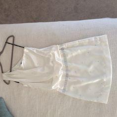 White cocktail dress Very classy Allen B. Dresses Mini