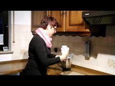 Baileys Plätzchen mit der Gebäckpresse von The Pampered Chef und auf dem Zauberstein gebacken. - YouTube