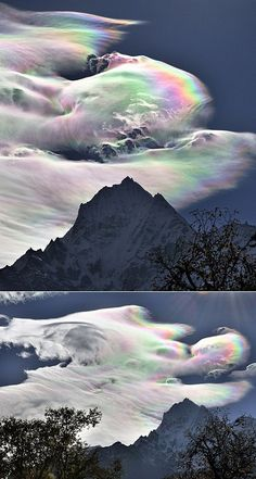 Over the rainbow cloud Fire Rainbow, Rainbow Cloud, Over The Rainbow, Beautiful Places To Visit, Beautiful World, Nature Pictures, Beautiful Pictures, Cotton Candy Clouds, Sun Dogs