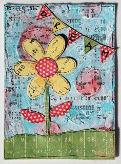 Paperlicious Designs: Project - Artist Trading Cards