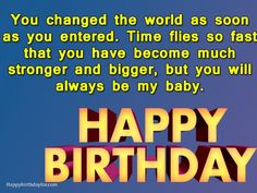 Happy Birthday Quotes For Her, Son Birthday Quotes, Birthday Wishes For Son, Happy Birthday Son, Happy Birthday Messages, Message To My Son, Birthday Message To Myself, Mom And Dad Quotes, Son Quotes
