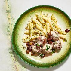 Sauce Crémeuse, Bruschetta, Pasta Salad, Low Carb Recipes, Broccoli, Risotto, Pizza, Ethnic Recipes, Desserts