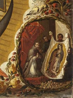 December 12 – Guadalupe: She Who Smashes the Serpent - Nobility and Analogous Traditional Elites