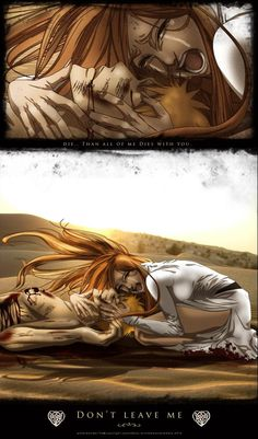 This arc gave me chills. #bleach