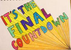 it's the final countdown | IT'S THE FINAL COUNTDOWN parking spot idea