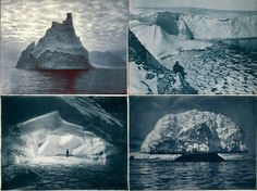 Fascinating archival photos from the first Australian expedition to Antarctica in 1911, a three-year journey into the frozen unknown.