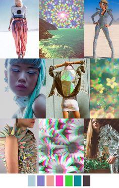 FUTURISTIC 2015/2016 | Fashion Trends Moodboard 2015-2016 ...