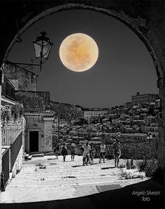 Modica - Sicilia | Luna Intensità