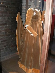 Costume from the movie Romeo and Juliet.