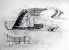 Zaha Hadid, Heydar Aliyev Center