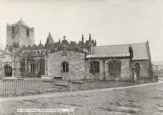 St Gybi's Church, Holyhead, Anglesey
