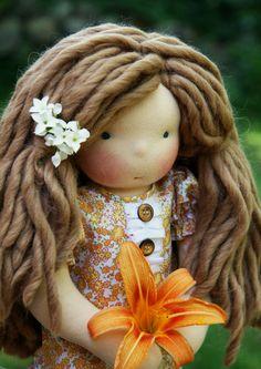 Petit Gosset Handmade Doll 15 inch - Jolie