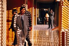 fotojournalismus: Tokyo, 1996.Photo by Gueorgui Pinkhassov
