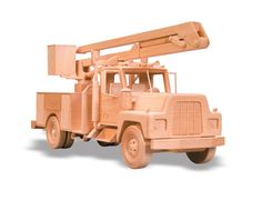 PATTERNS & KITS :: Trucks :: 104 - The Bucket Truck