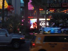 """Michael Jackson One"" by CdS in Las Vegas"