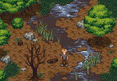 Detailed RPG forest mockup by SharmClucas.deviantart.com on @deviantART