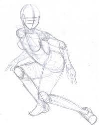 Risultati immagini per manichino per disegnare