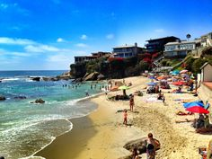 CLEAR WATERS *** snorkeling * Guide to Woods Cove Beach in Laguna Beach - OC Mom Blog | OC Mom Blog