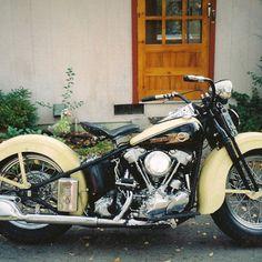 Knucklehead, Harley Davidson
