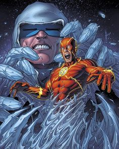 Flash (Volume 4) 7 Dale Keown Variant Cover. #VariantCover #CaptainCold #LeonardSnart #BrianBucellato #DaleKeown #New52Flash #TheFlash #Flash #TheFlashNew52 #TheFlashComics #Superheroes #ScarletSpeedster #SpeedForce #BornToRun #KeystoneCity #DCU #DCUniverse #DC #DCComics #PrimeEarth #Comics #ComicBooks #New52 #TheNew52 #TheFinalRace #TheFinalRace #FlashpointParadox #Flashpoint #ComicsDune