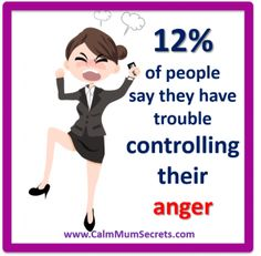 What Calm Mums need to know about anger management