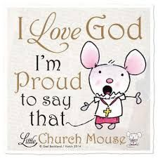church mouse quotes - Google Search