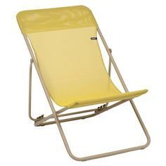 Outdoor Lafuma Maxi Transat Chair - Set of 2