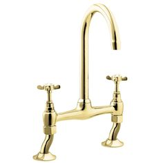 Buy Deva Coronation Chrome Twin Handle Kitchen Bridge Mixer Tap from Taps UK, UK's specialist kitchen sinks and taps supplier. Kitchen Sink Taps, Sink Mixer Taps, Kitchen Handles, Utility Sink Taps, Gold Today, Heating And Plumbing, Water Tap, Faucet
