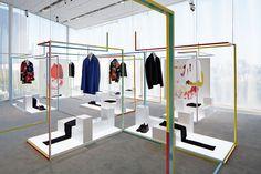 Retail Design | Store Interiors | Shop Design | Visual Merchandising | Retail Store Interior Design | tokyo: dior homme