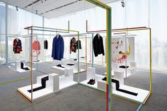 Retail Design   Store Interiors   Shop Design   Visual Merchandising   Retail Store Interior Design   tokyo: dior homme