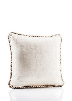 Versace - Empire Cushion Versace Home, Cushions, Pillows, Empire, Room Decor, Cozy, Decorating, Bedroom, Space